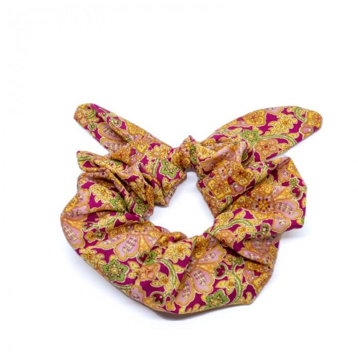 Chouchou - fleurs Paisley