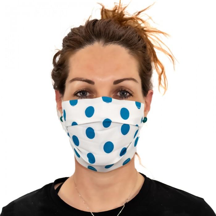 Masque unisexe - 2 épaisseurs